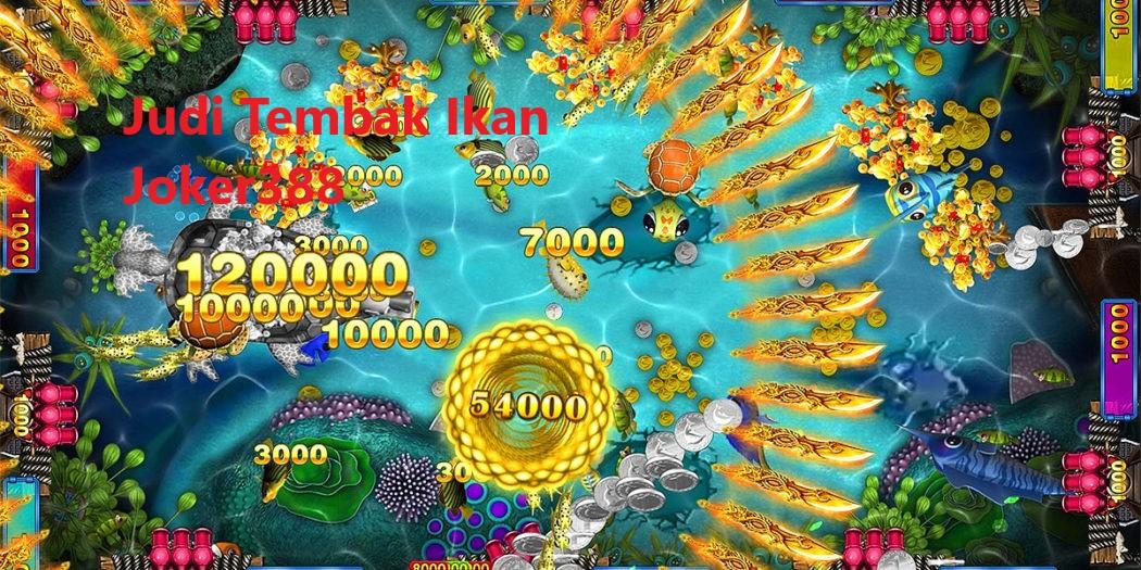 Daftar Game Tembak Ikan Online Joker123 Pakai Uang Asli