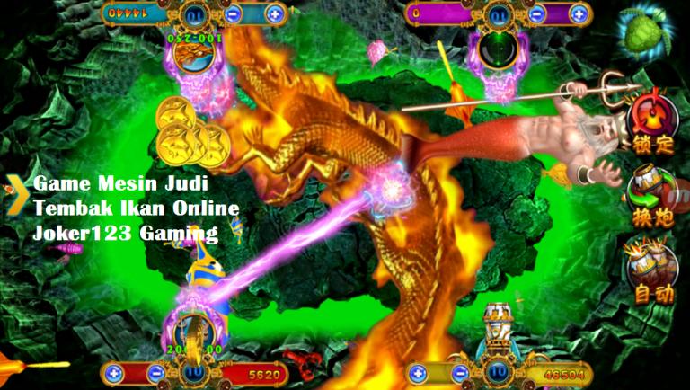 Tips Bermain Tembak Ikan Online Gaming Joker123